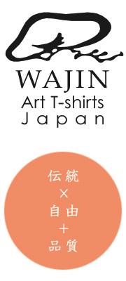 WAJIN Art T-shirts Japan